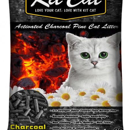 Kit Cat Charcoal Litter